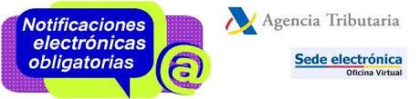 Consejo sobre las notificaciones electr nicas de hacienda for Aeat oficina virtual sede electronica